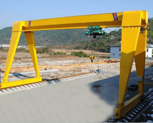 10 ton gantry crane with high quality and reasonable price.